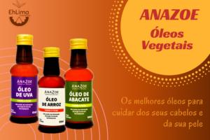 Anazoe Óleos Vegetais