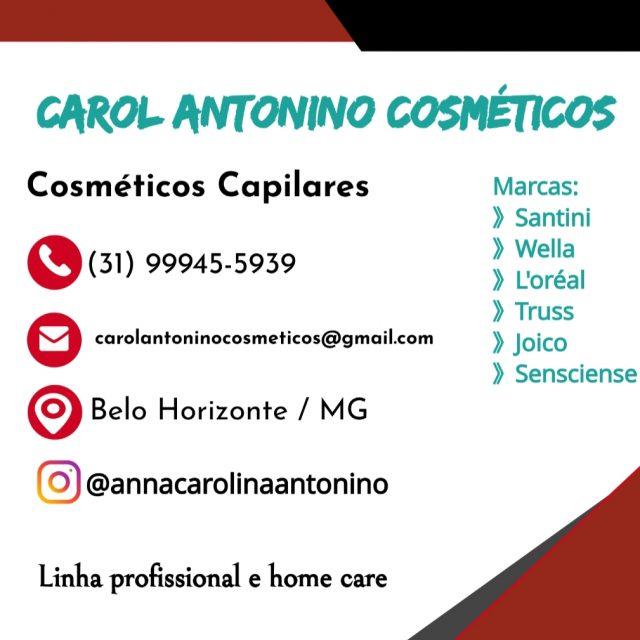 Carol Antonino Cosméticos