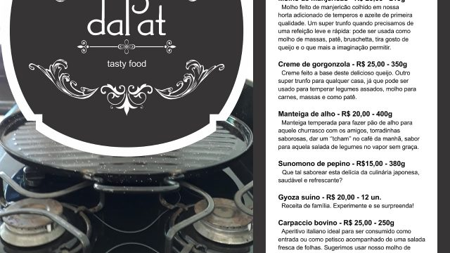 daPat tasty food